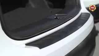 видео Накладки и молдинги для Nissan Qashqai