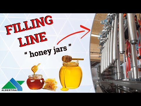 Albertina - Filling line for honey