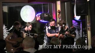 West My Friend (indie-roots music) live @GorgeousCoffee - Victoria BC