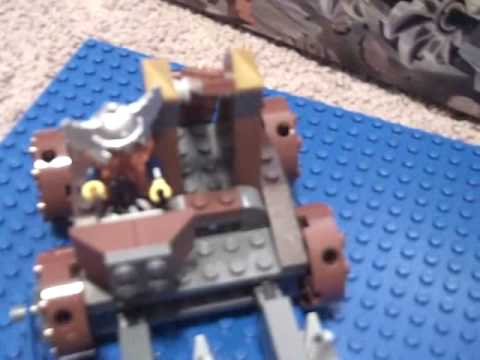 Lego Castle Dwarves Mine Defender Review