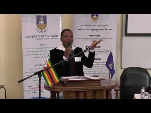 AFRICAN LANGUAGES & LITERATURE & THE  ALIRI INTERNATIONAL CONFERENCE Part 1