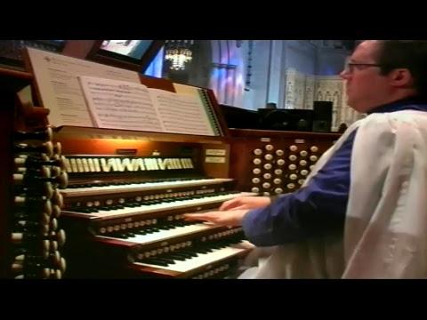 September 24, 2017: Sunday Worship Service at Washington National Cathedral