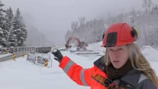 Statens vegvesen - Her kommer den nye Reinåbrua på E14 og slik blir omkjøringa