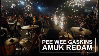 "Download lagu PEE WEE GASKINS - ""Amuk Redam"" LIVE! JLive Kendari"