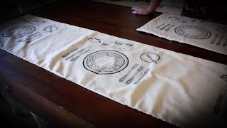 Sewing Tutorial: How To Make Table Placemats