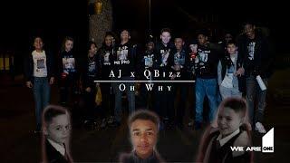 AJ x QBizz - Oh Why (In Remembrance of Darnell, Elliott, Ellis) [Music Video] | First Media TV thumbnail
