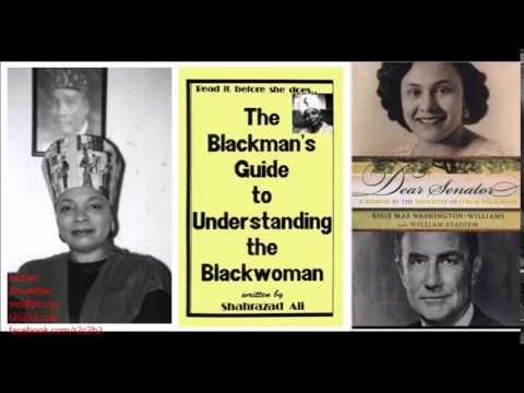 Sis. Shahrazad Ali On Sen. Strom Thurmond & The Raping Of Black Women