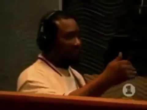 Pharrell's reaction on ODB's singing