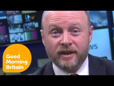 Birmingham MP Doesn't Want Donald Trump in His City | Good Morning Britain