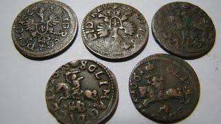 видео Коп монет на море