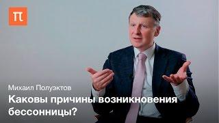 Современная теория бессонницы — Михаил Полуэктов