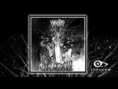 PSYCHOTOMY - Antinomia (2015) - [full album]