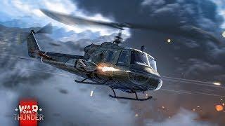Стрим. War Thunder. Обновление 1.81 «Полет валькирий»!