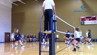 NAVC 14-1 Volleyball Highlights