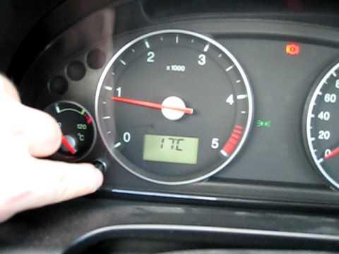 Mondeo Mk3 Km To Miles Youtube