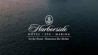 Harborside Hotel Spa and Marina Bar Harbor, Maine