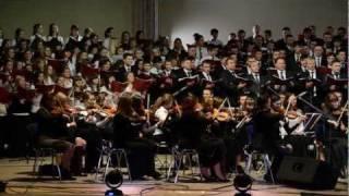Soli Deo Gloria - Объединенный молодежный хор Украины