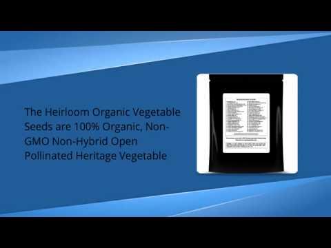 Beware of GMO Seeds    Get Organic Non GMO Heirloom Seeds
