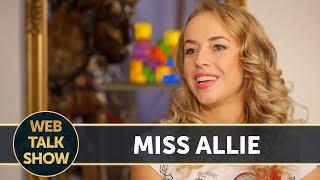 """Miss Allie: """"Ich hatte mit """"Voice of Germany"""" geliebäugelt!"""""""