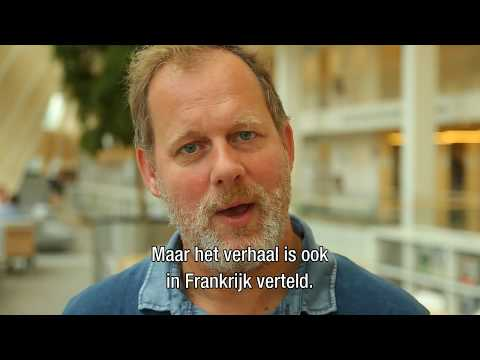 Videolog Martijn Manders about the excavation of VOC-ship the Rooswijk in 2017