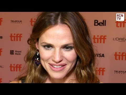 Jennifer Garner Interview Wakefield Premiere