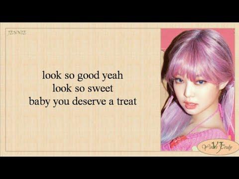 BLACKPINK - Ice Cream (with Selena Gomez) Easy Lyrics