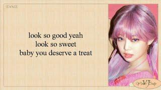 BLACKPINK - Ice Cream with Selena Gomez Easy Lyricswidth=