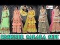 Designer Sarara Style Salwar Kameez ll Online Shop ll 29 Sep 2018