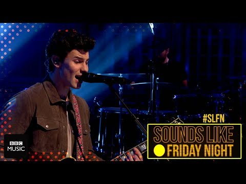 Shawn Mendes - In My Blood (on Sounds Like Friday Night)
