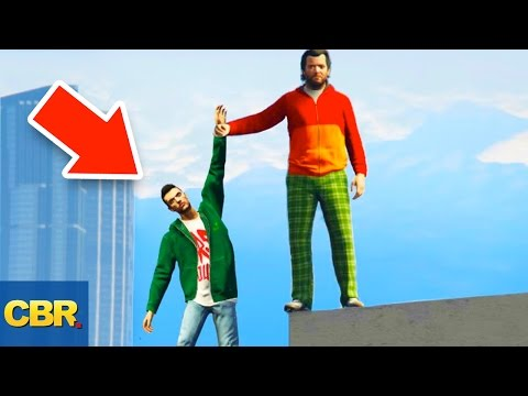 10 SHOCKING Video Games That Kids Should NEVER PLAY