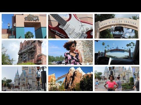 Disney world! Magic Kingdom, Epcot, Hollywood Studios, Animal Kingdom!!