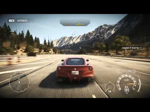 Need for Speed Rivals on Nvidia GTX 850m - Asus N550JK (via Shadowplay)