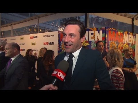 Red Carpet Report: Mad Men's final season premiere