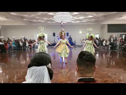 Cymon and Rachels Wedding Siva Samoa - Tama'ita'i Lalelei