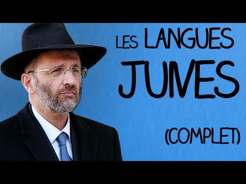 Les langues juives [complet] - Ma Langue dans Ta Poche #6