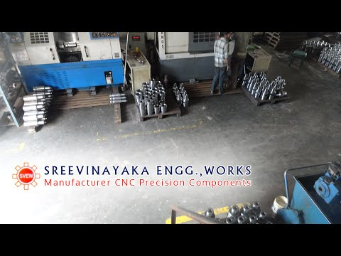 CNC Precision Components Job works at Nagasandra Peenya Bengaluru Bangalore