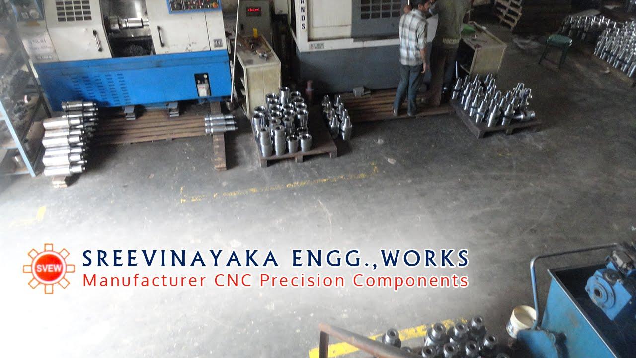 CNC Precision Components Job works at Nagasandra Peenya Bengaluru Bangalore