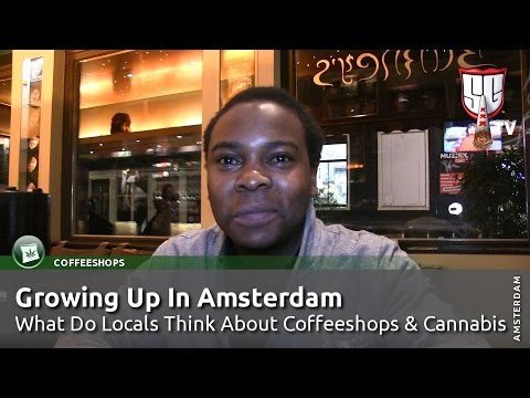 Growing Up In Amsterdam - What Locals Think About Coffeeshops & Cannabis - Smokers Guide TV