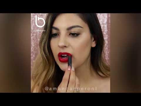 Lippenstift Tutorials Zusammenstellung 2017 | Neue erstaunliche Lippen-Kunst-Ideen 2018