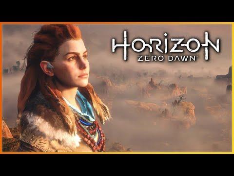 Horizon Zero Dawn Complete Edition PC Gameplay Deutsch #01 - Der Prolog