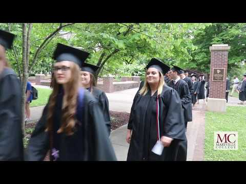 Maryville College Commencement 2018 highlights