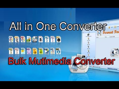 Free Image, Video, MP3 Converter - All In One Converter