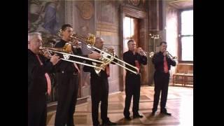 Prague Brass Ensemble: Valerius Otto - Pražské tance (Couranta)