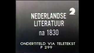 BRT TV2 - programmaoverzicht morgen, dia + intro basketverslag (21 november 1984)