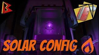 Destiny 2 - Solar Configuration Quest! !sub thumbnail