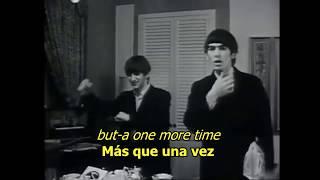 Keep your hands off my baby - The Beatles (LYRICS/LETRA) [Original] (+Hilarious vid)