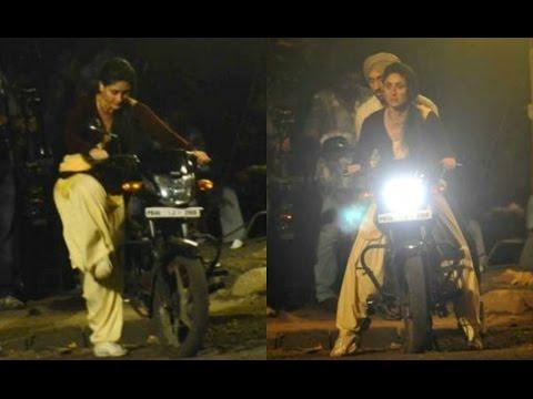 Udta Punjab | Kareena Kapoor And Diljit Dosanjh Bike Riding Scene