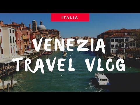 VENICE, ITALIA : TRAVEL VLOG + NOVELAS