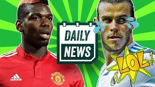 Gareth Bale to REJECT Man United, Man City break historical record ► Onefootball Daily News