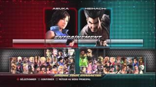 """Tekken Tag Tournament (Trophée) """" Un plat qui se mange froid """""""